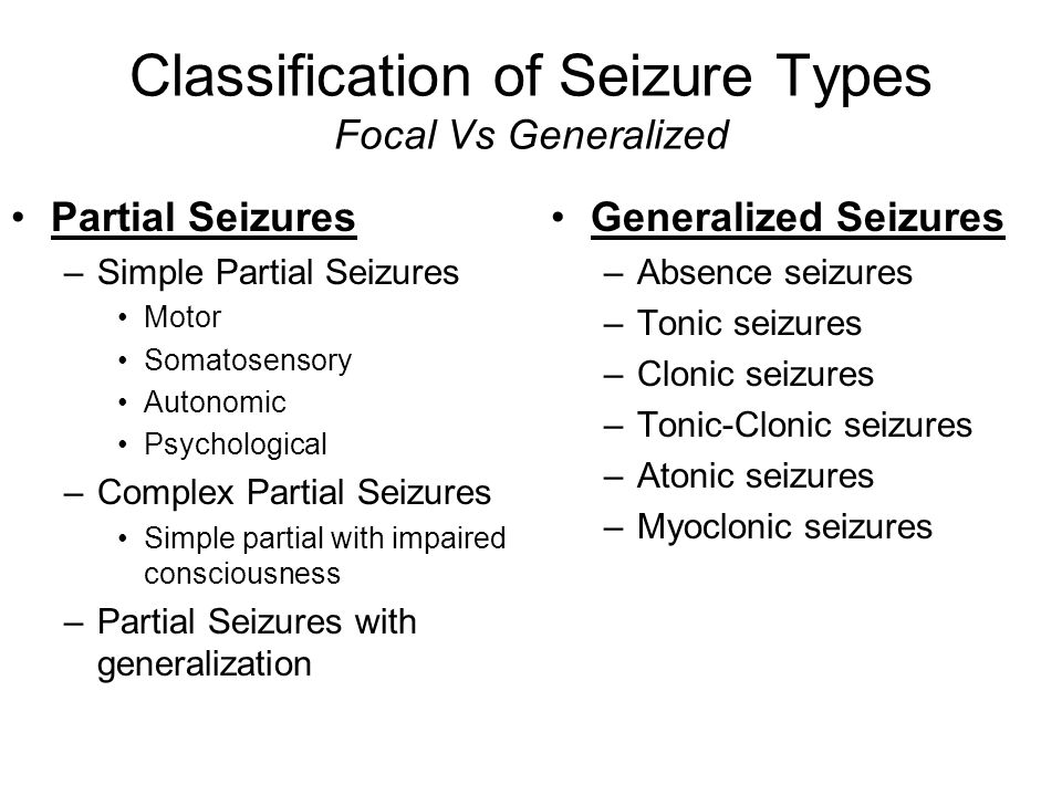 Epilepsy And Seizures Clinical Correlation Ppt Video