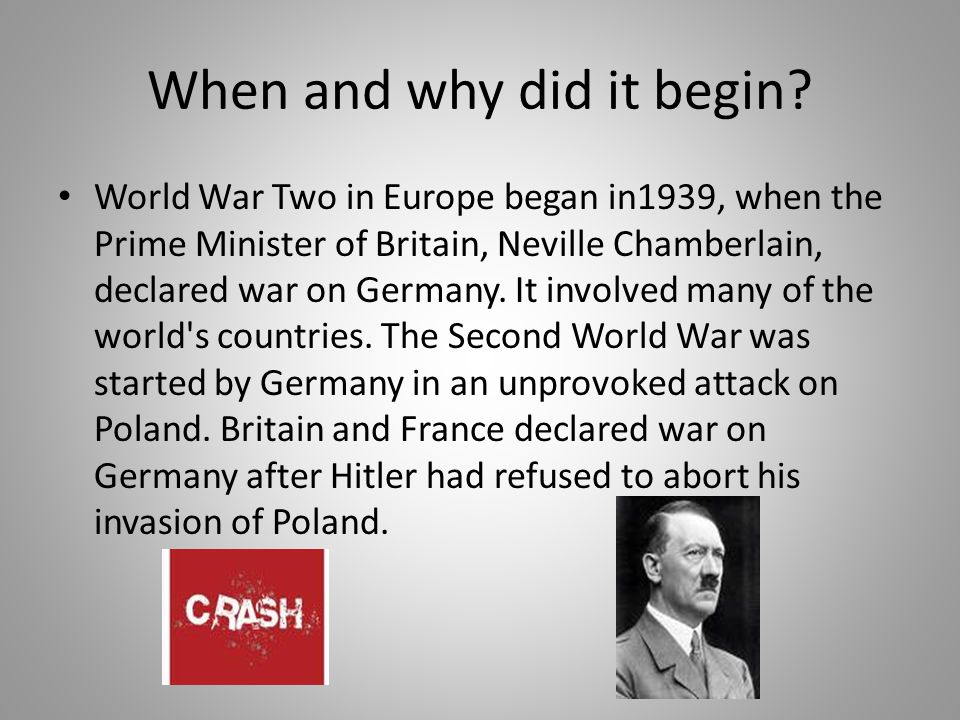 why was the world plunged into world war 2 in 1939 Iran in world war two plunged into the flames of world war trouble from the north in september 1939, german forces crossed the border into poland.
