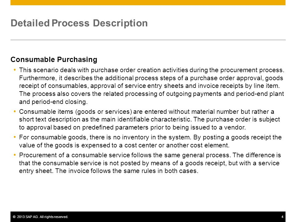 Consumable Purchasing - Ppt Video Online Download