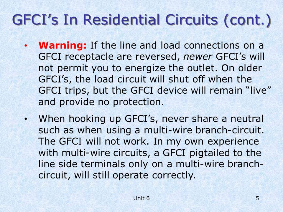Electrical Wiring Residential - ppt download