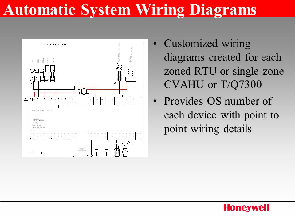 Automatic+System+Wiring+Diagrams rapidzone™ honeywell's commercial zoning solution ppt video honeywell co2 sensor wiring diagram at gsmx.co