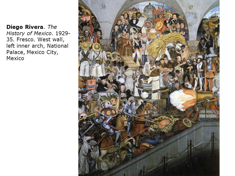 The Mexican Mural Movement Ppt Download