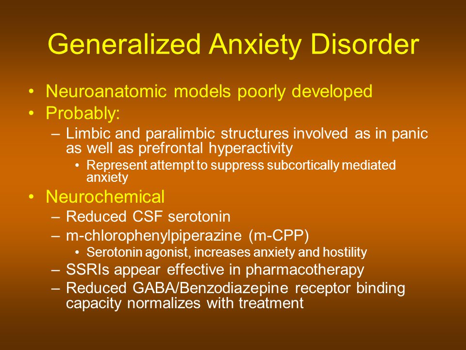 PRITE Review of the Anxiety Disorders - ppt video online ...