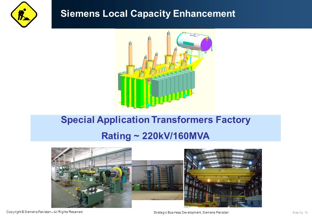 Siemens Local Capacity Enhancement