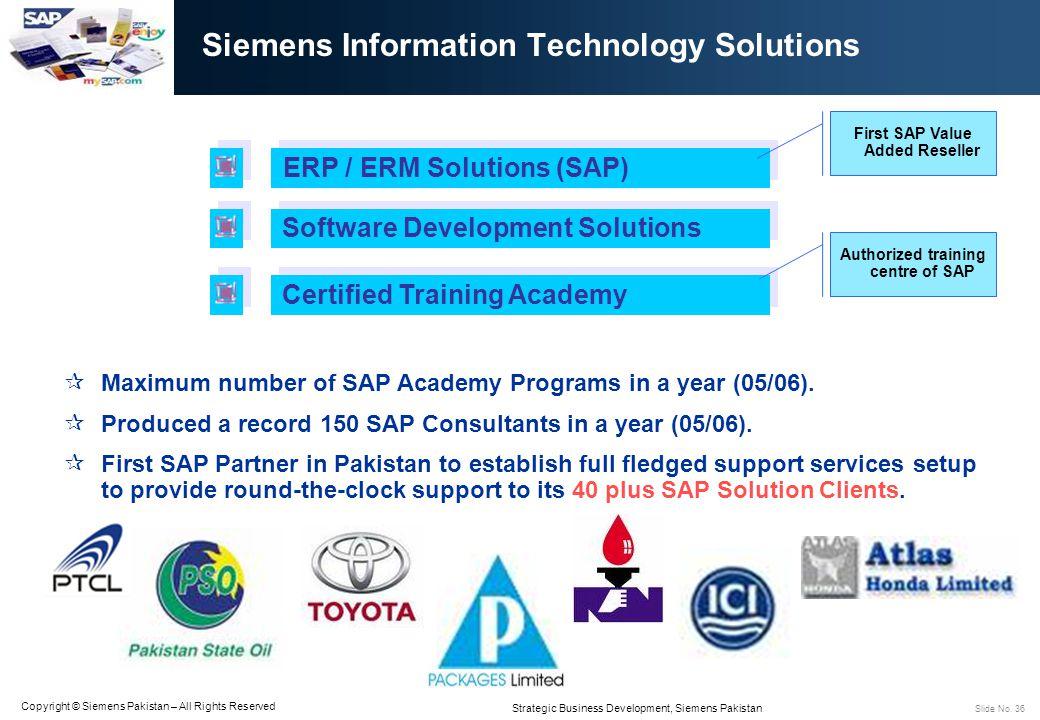 Siemens Information Technology Solutions