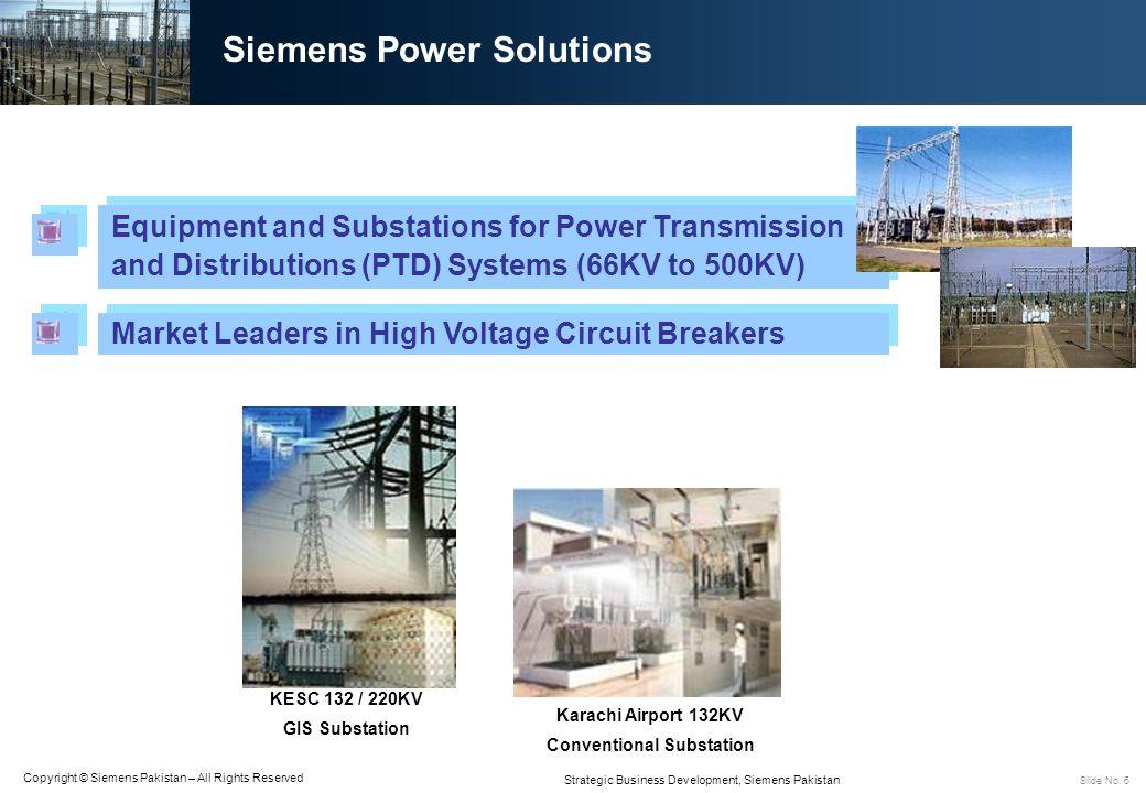 Siemens Power Solutions