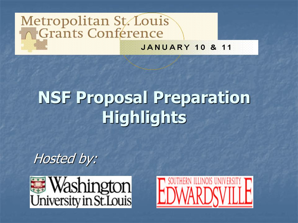 propocal for the preperation of a Proposal preparation and submission page updated: april 16th, 2018 the office of research and sponsored programs (rsp) is the office authorized to submit proposals for extramural support.