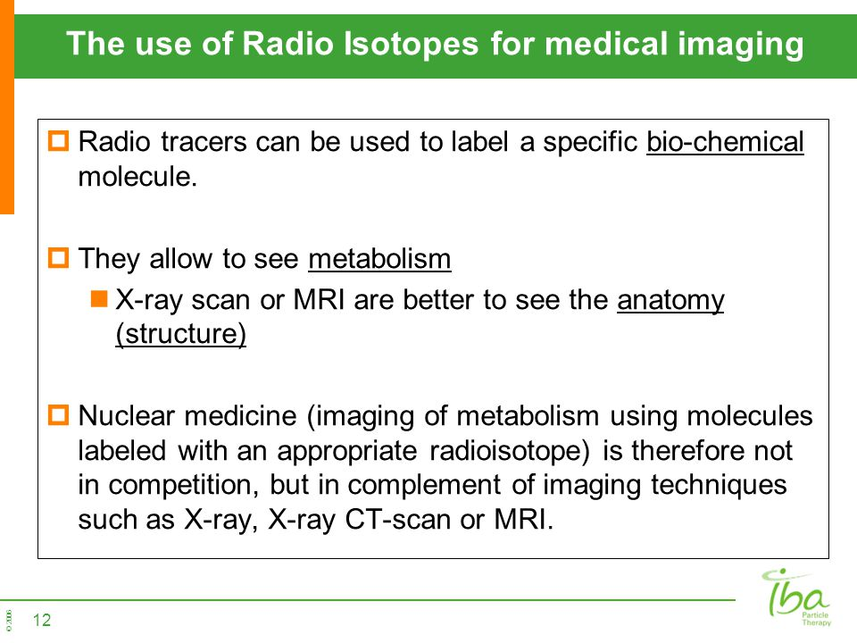 use of radioactive elements in medicine biology essay To radiations applications of radioisotopes and radiations are helping   radioisotopes and radiation sources in research, industry, agriculture and  medicine.