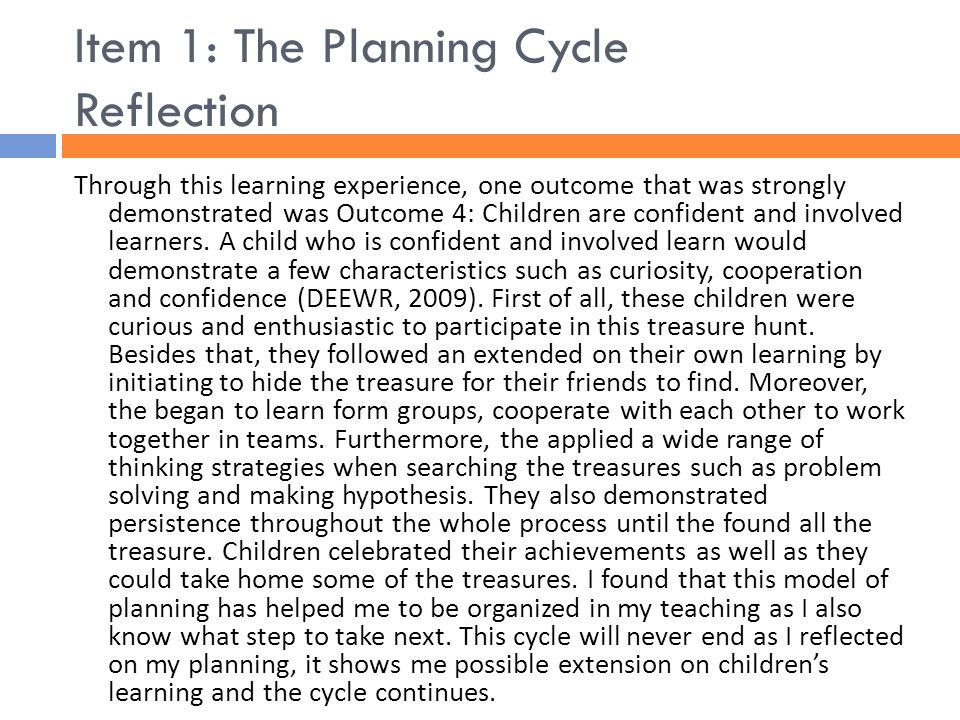 intentional teaching cycle Instruction, it must be intentional  instruction refers to intentional teaching  methods  effectively individualizing instruction is a cycle that involves knowing .