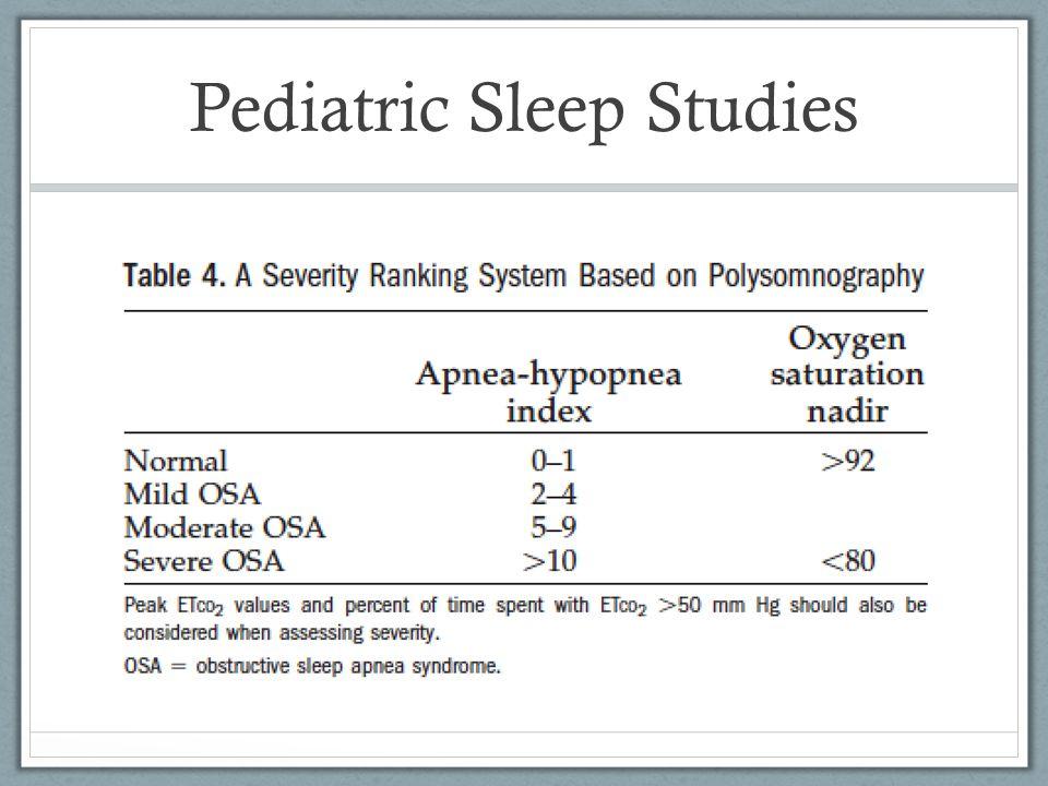 Is Apnea-Hypopnea Index a proper measure for Obstructive ...