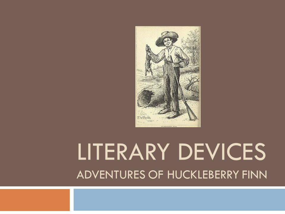 analysis of huckleberry finn