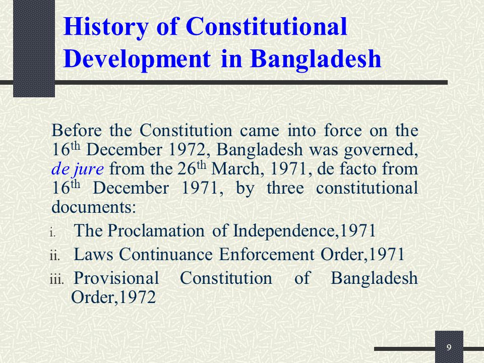the history of constitutional development history essay During, the constitutional development of nepal, the government of nepal act  2004 bs is the first and historical document of nepal which was declared by the .