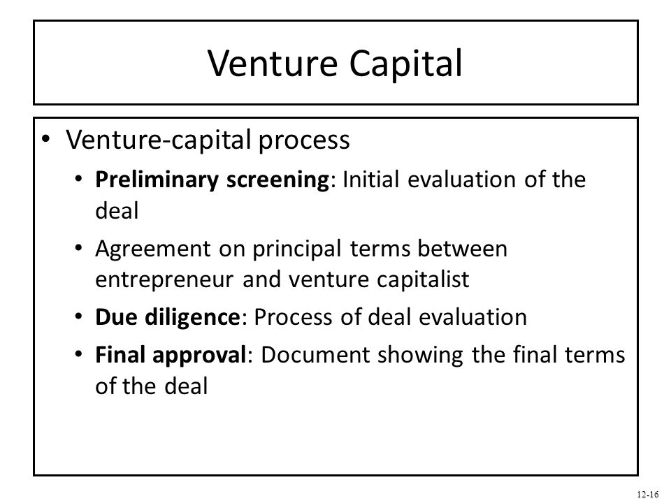 evaluation of a business venturing process The paper presents the problem of international business strategy  or process is standardized across  business in the same way it is done by the franchisor.