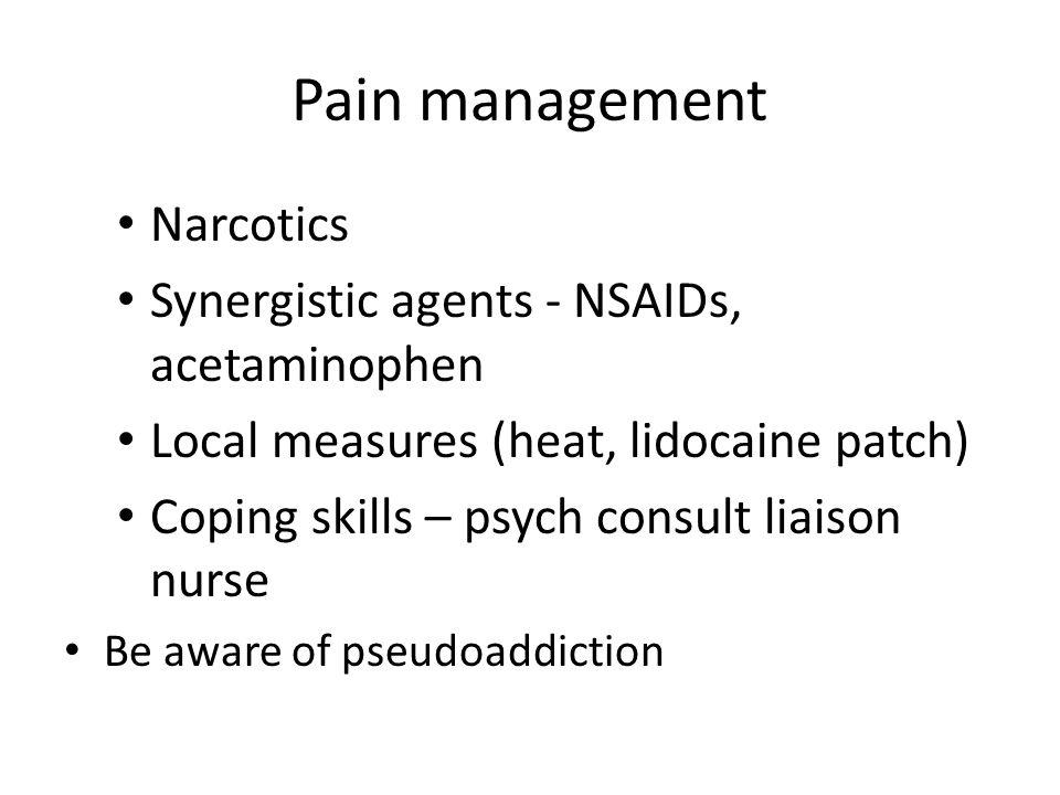 lidoderm abuse - Addiction: Substance Abuse - MedHelp