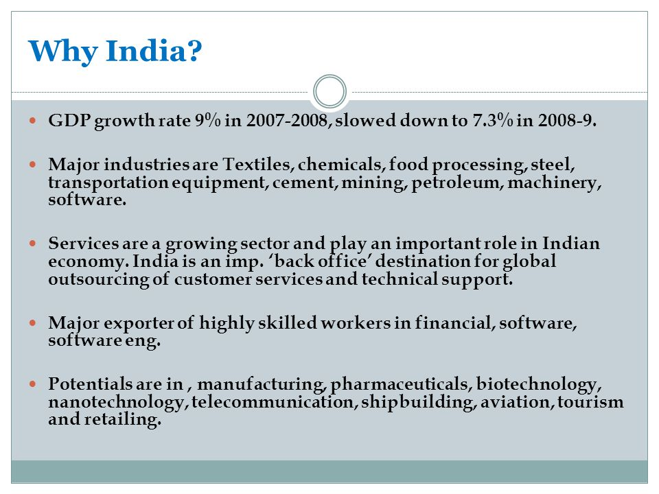 why indian economy is slowing down In recent times indian economy has taken big strides towards  labour input  growth has been slowing down during this phase, total factor.