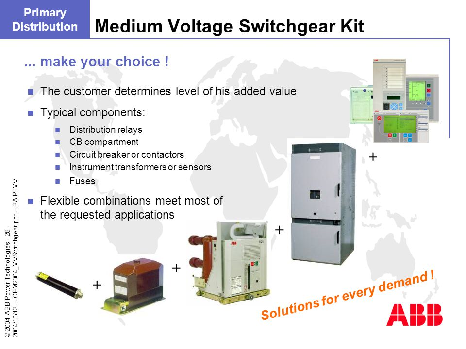 Medium Voltage Switchgear Ppt Video Online Download