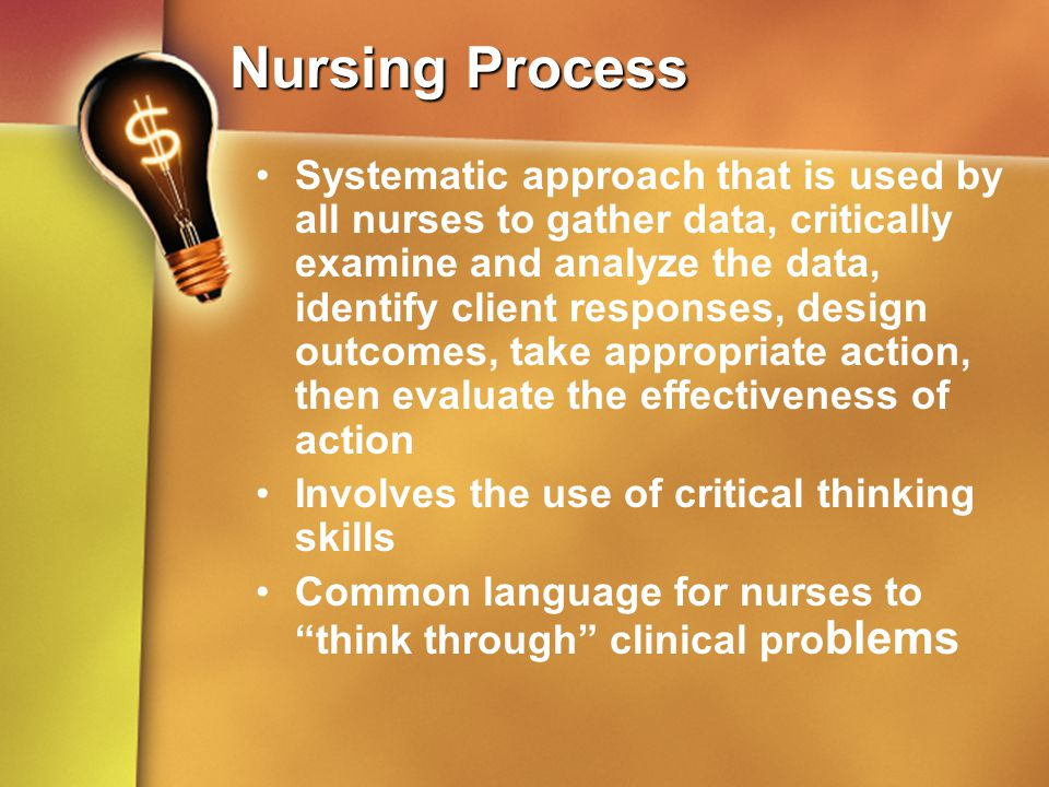 systematic approach in nursing