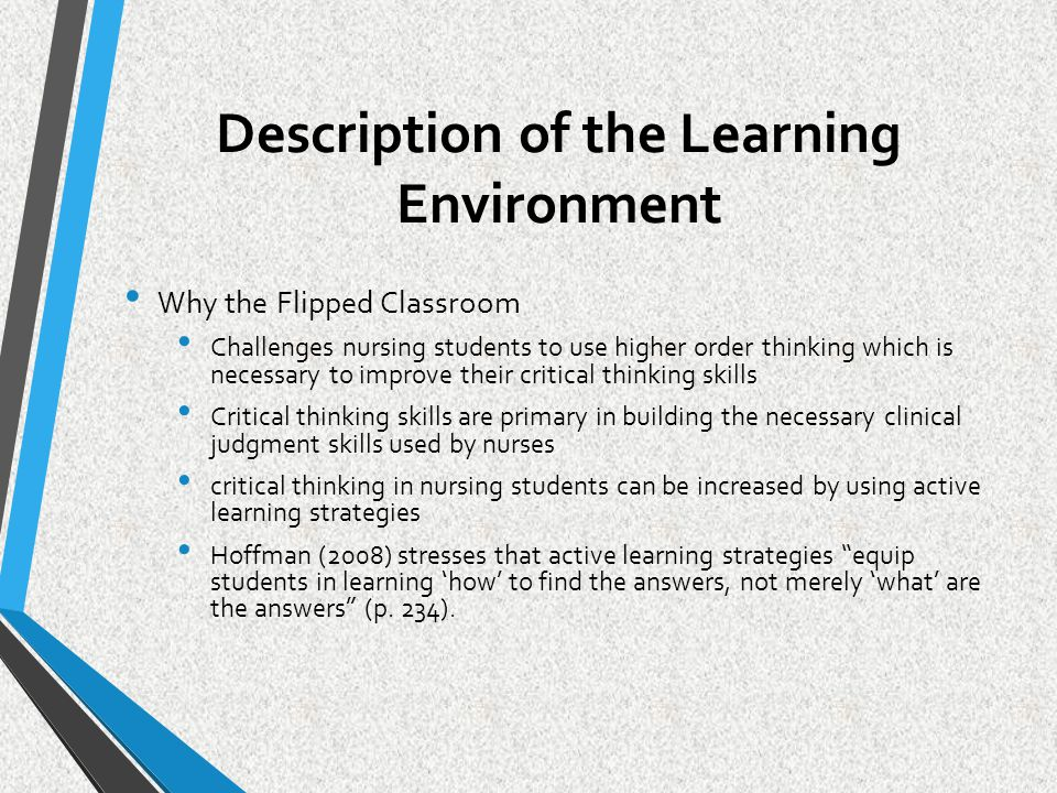 Classroom Design Description ~ Flipping the classroom is anyone getting this right