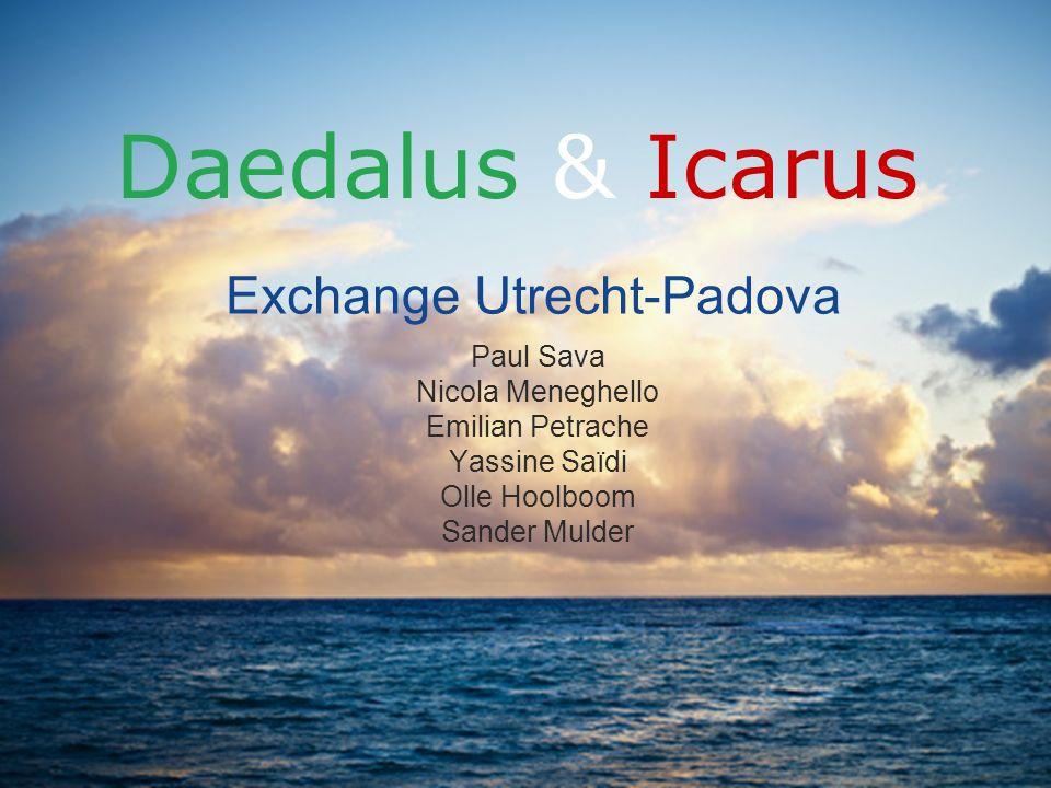 Exchange Utrecht-Padova