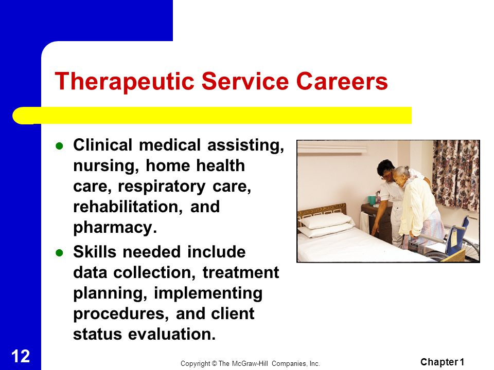 Therapeutic Service Careers