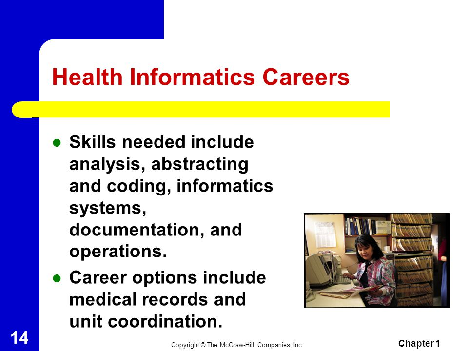 Health Informatics Careers