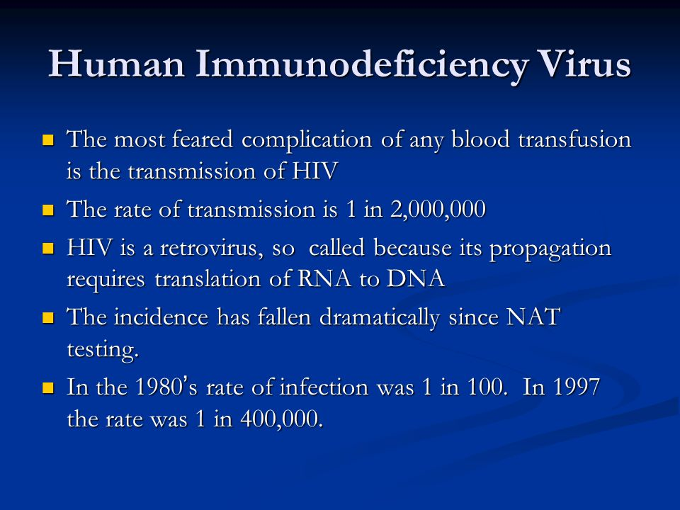 Testing for Antibodies to Human Immunodeficiency Virus Type 2 in the United States