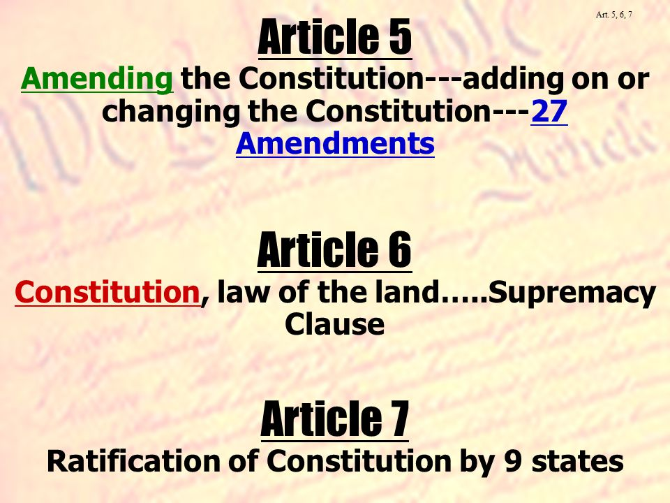 The Constitution Ppt Video Online Download