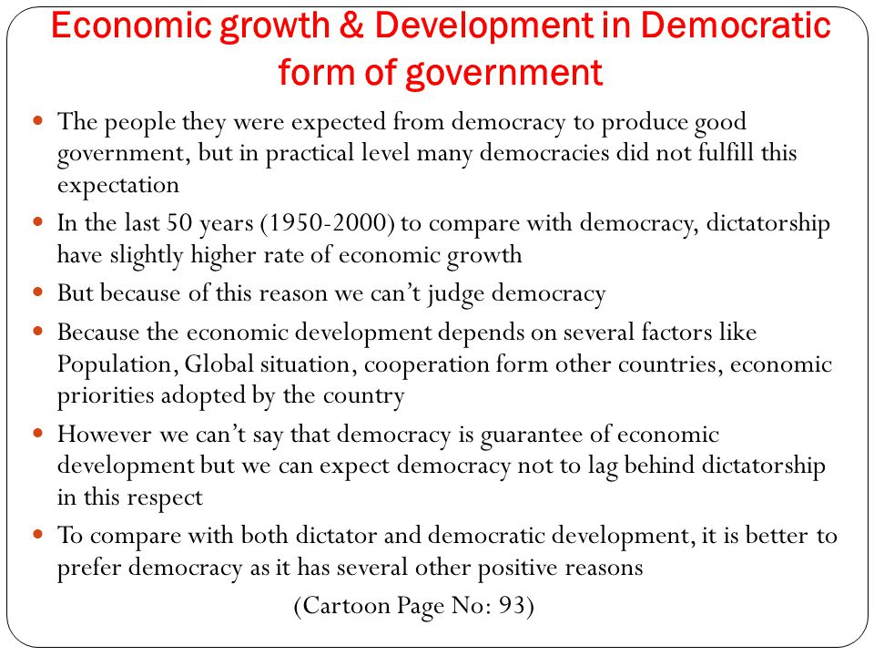 Outcomes of Democracy CIVICS. - ppt video online download