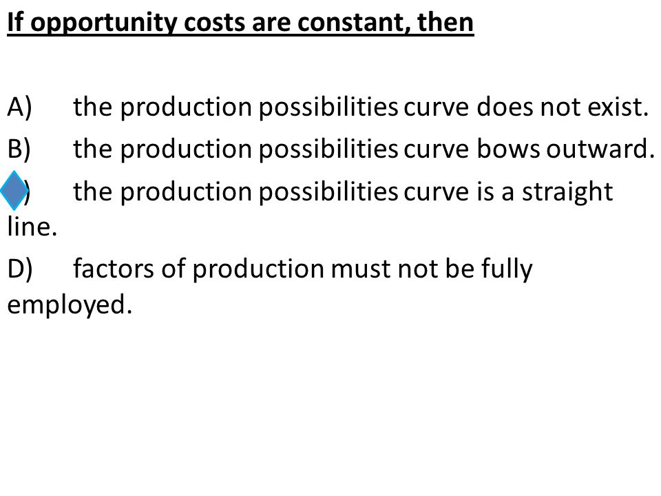 what are two factors that would cause the production possibilities curve to shift outward