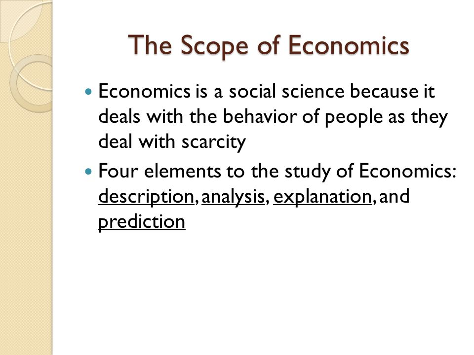 an analysis of the study of society and human behavior