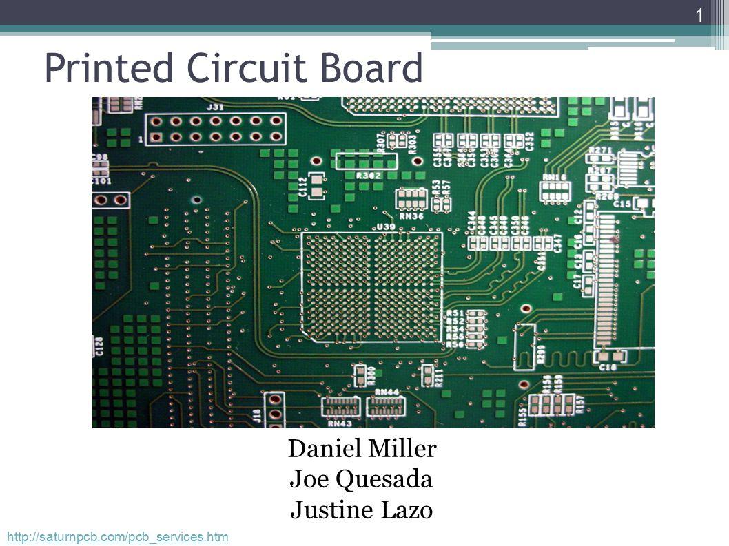 Daniel Miller Joe Quesada Justine Lazo Ppt Video Online Download Gerber Files For Your Printed Circuit Board Design So Simple