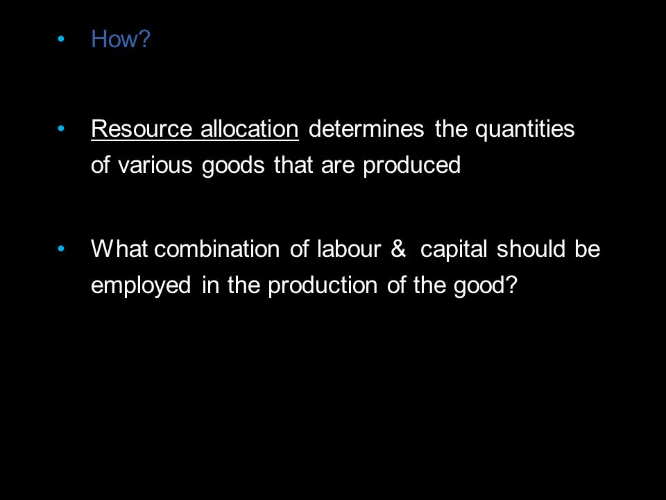 the free market system of resource allocation No rights are violated in a market-based system where people are free to buy and sell as their resources permit  healthcare resources, allocation of: i.