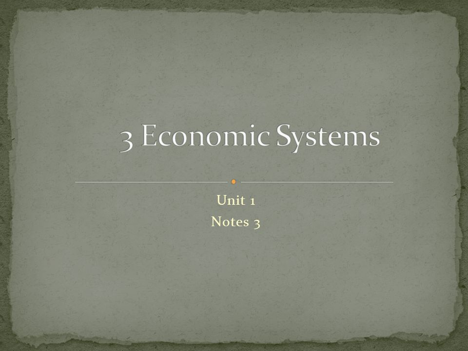 what are the 3 broad types of economic systems Draft classification of international trade by broad economic categories, which  provided for  11 the harmonized system (hs) was adopted by the customs co -operation council in  examples of three types of changes in correlation are.