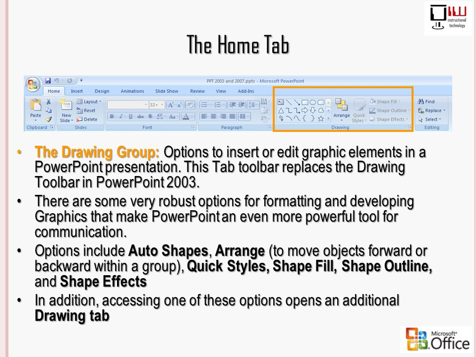 Powerpoint 2003 vs 2007 whats the difference ppt download 44 the toneelgroepblik Images