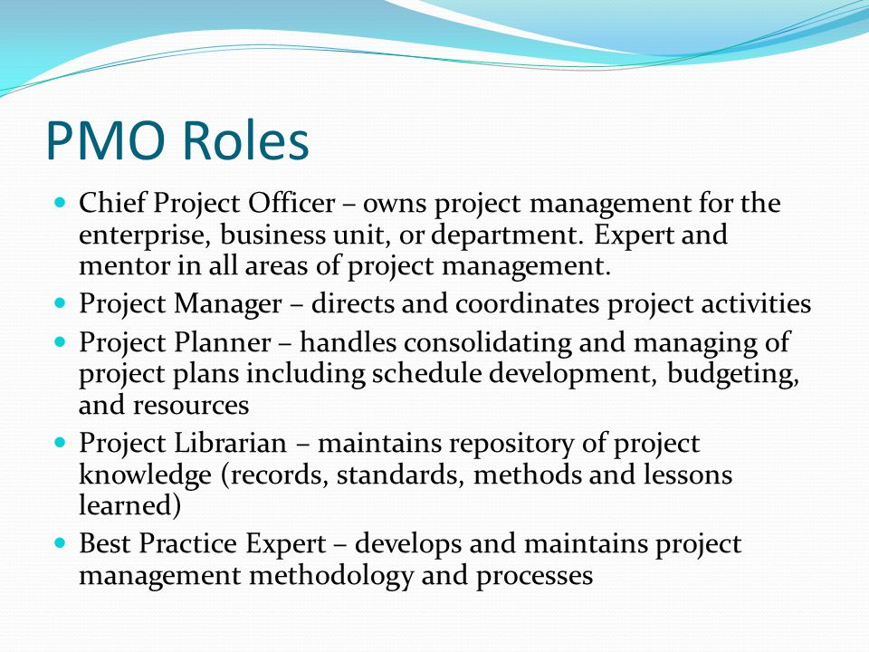a project plan including a schedule including project goals a schedule roles and responsibilities an Outcome of the project ultimate decision maker for issues that impact the business approves the project schedule secures funding including project health responsible information technology services project roles and responsibilities the following.
