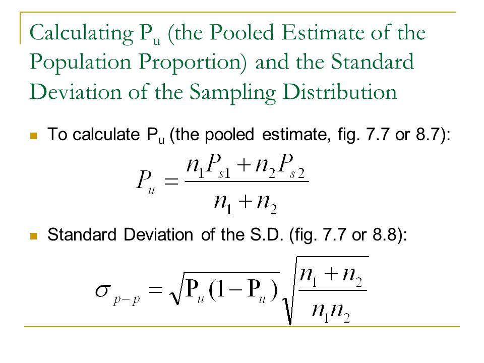 pooled sample standard deviation - Maddenrecall