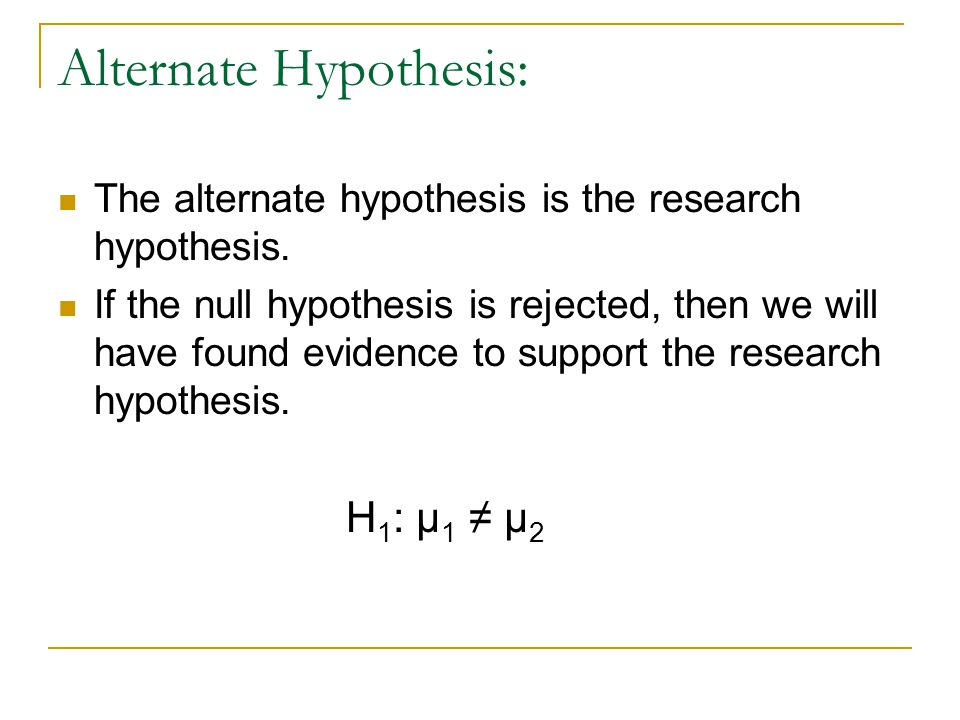 hypothesis testing two sample case for the Paired sample t-test is a statistical technique that is used to compare two population means in the case of two samples that are correlated  hypothesis the.