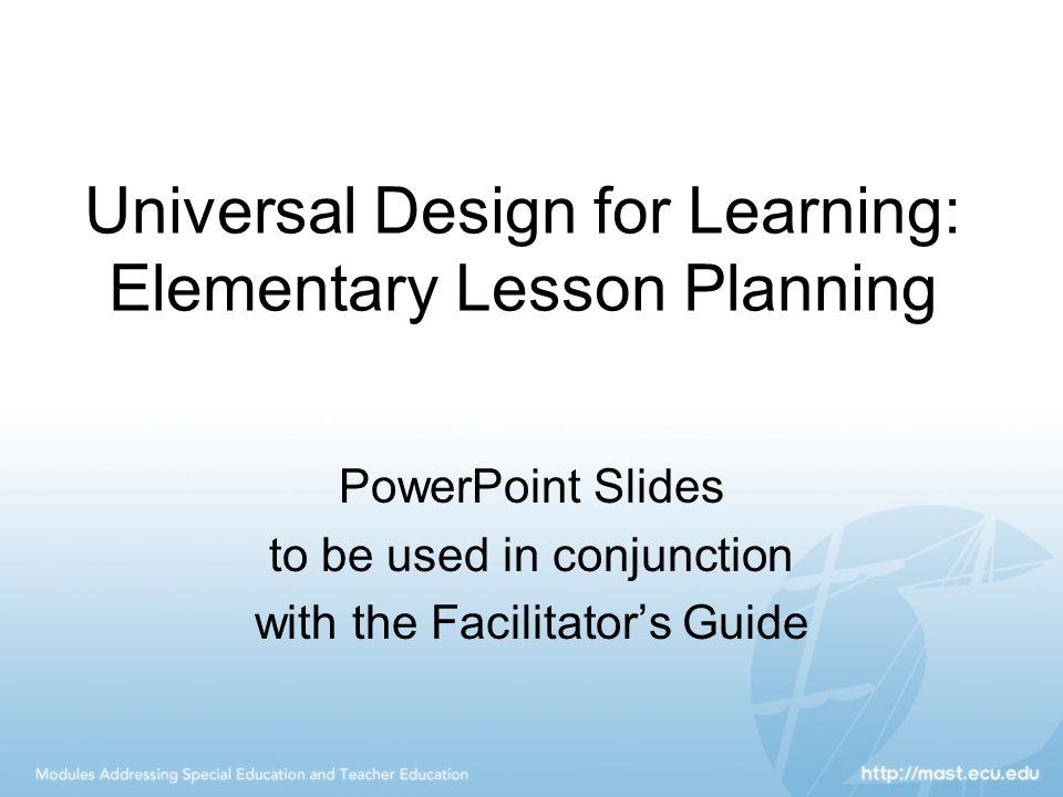 Powerpoint Presentation Facilitator Guide Template Brettfranklin