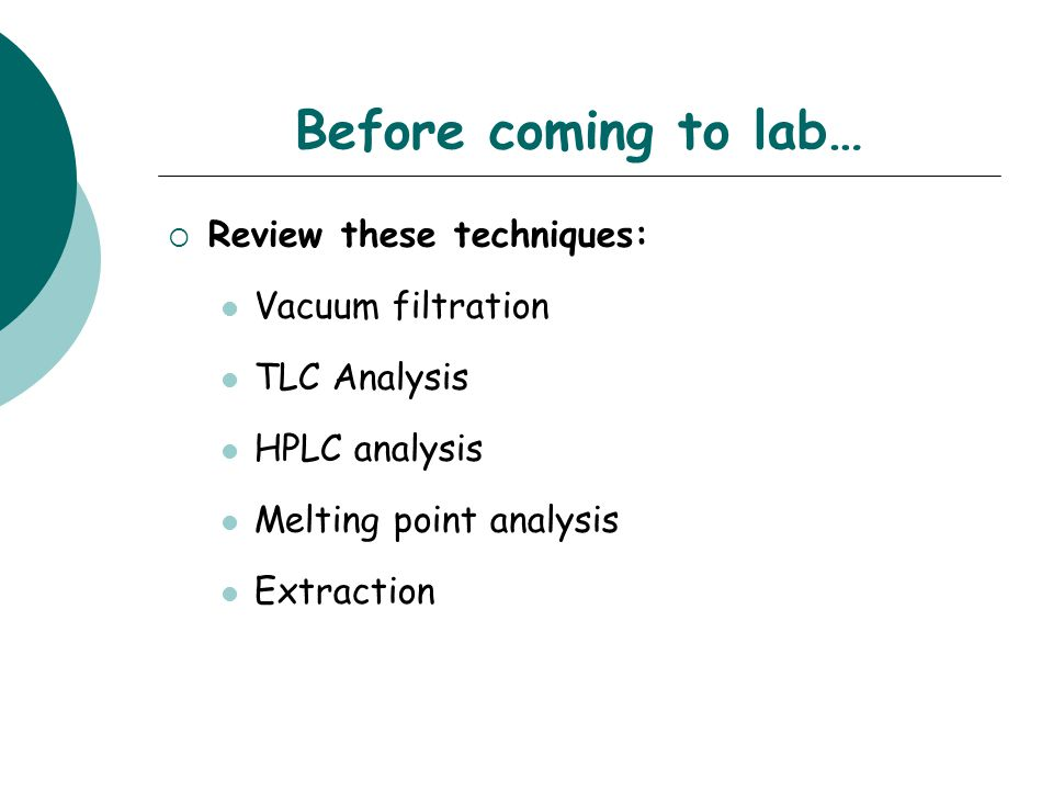 melting point lab essay Determination of melting points essay sample the purpose of this experiment is to determine the melting points of various organic compounds and to use these to.