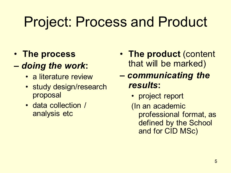 project process report essay Process of the project audit introducing the project audit methodology to the auditor making a draft of the audit report for the project.