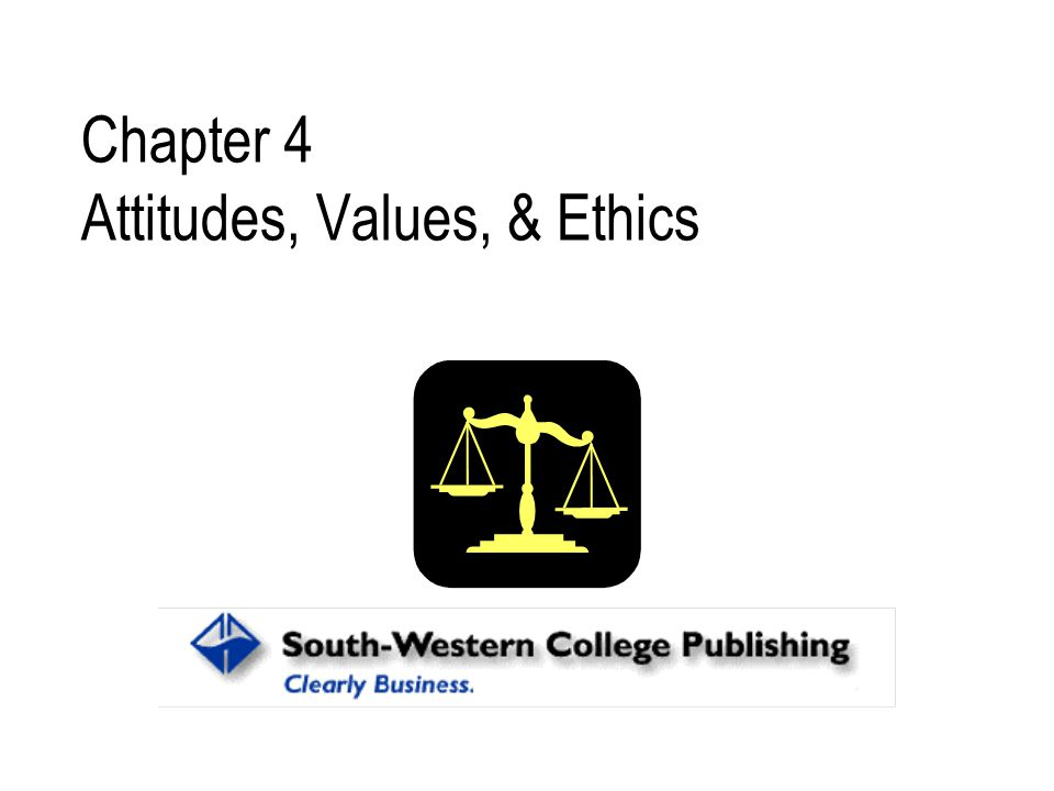 attitude values and ethics Values and ethics the value base of social work and the development of my own values this essay will firstly discuss what values are and th.