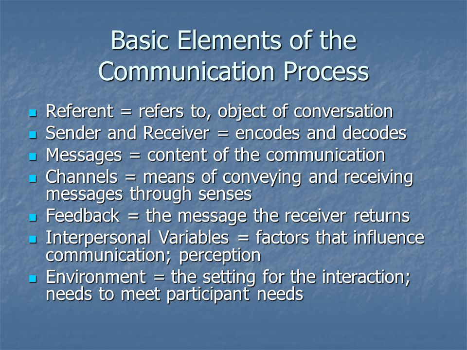 an analysis of the different factors that influence communication Factors affecting technology uses in schools1:  in the quest to look for factors that affect technology uses,  these factors are discussed in different terms.