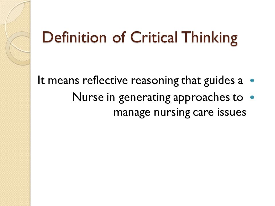 Critical Thinking Questions for Social Problems
