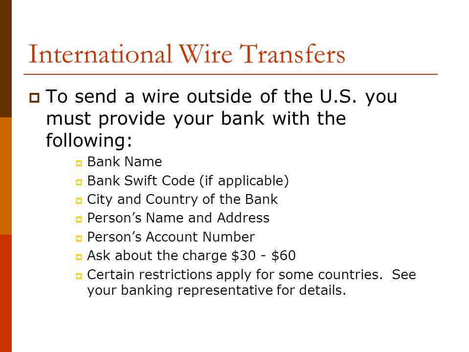 Bank Of America Swift Code For International Wire Transfer | Tatiomzuz