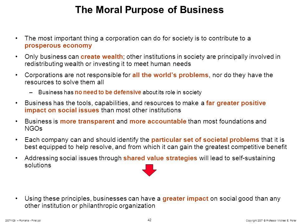 impact of moral degradation on society The decline of the moral authority of the family written by: anonymous many transformations in family life have occurred as the result of the modernization of pre industrial society.