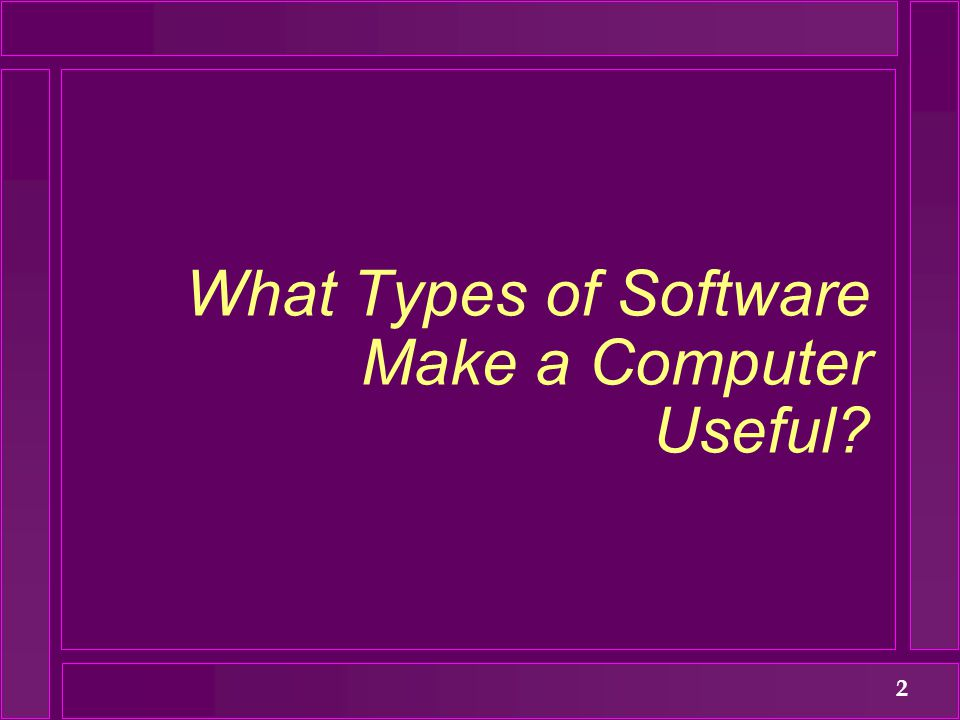 write a note on software define its types wisemonkeys