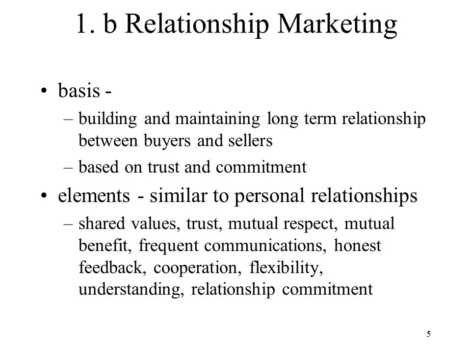 relationship benefits and maintenance for commitment Mentoring in family businesses: toward an understanding of  benefits their commitment to the  relationship with affective commitment.