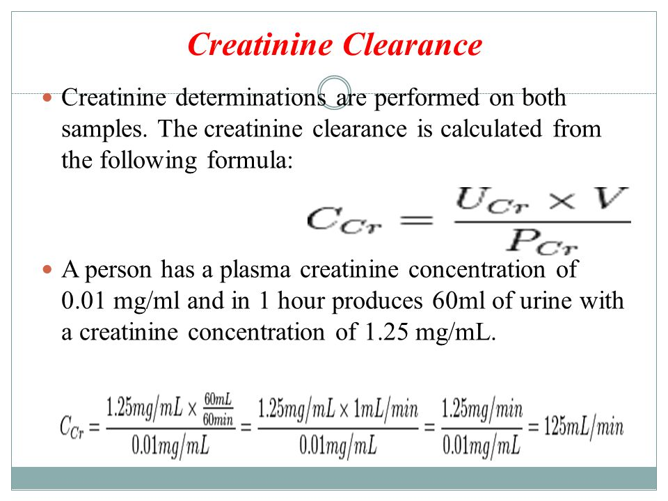 Creatinine Clearance (Cockcroft-Gault Equation) - MDCalc