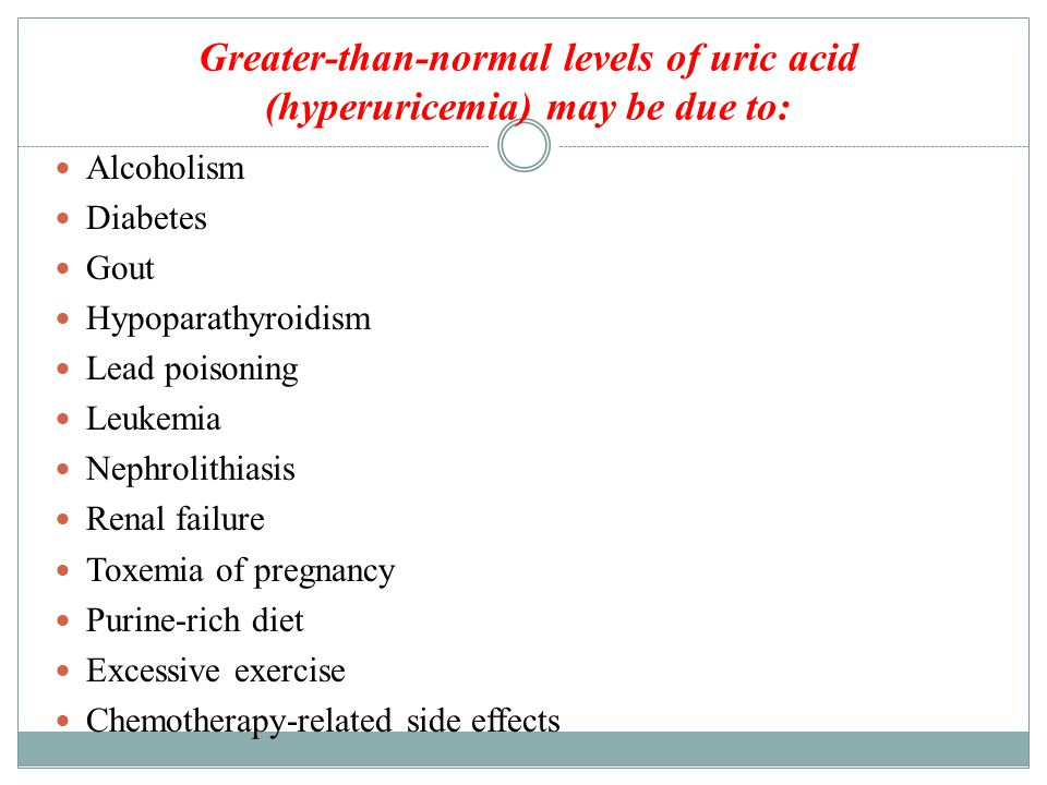 normal uric acid levels in blood mmol l what food can decrease uric acid severe gout in feet