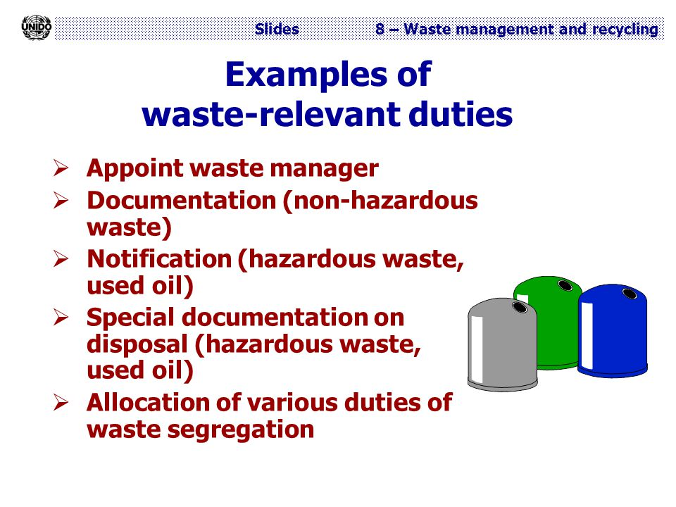 Waste Manager  BesikEightyCo